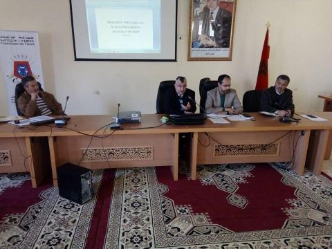 """بلاغ صحفي حول تنظيم عملية """" أنلماد """" في نسختها الثالثة"""