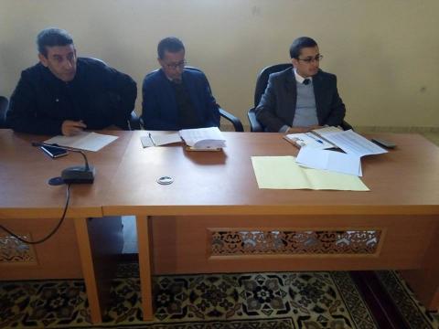 بلاغ حول تشكيل هياكل المجلس الحلي للشباب بمدينة تيزنيت