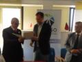 ابرام اتفاقية تعاون بين جماعة تيزنيت و التجمع الحضري لمدن سانت أومير